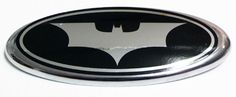 Batman Decal,Ford Decals, Ford Emblem, Stickers, Graphics, Parts and Accessories