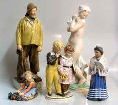 Royal Copenhagen - Bing & Grondahl Figurines