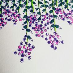 Flowerpower // Illustration