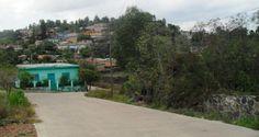 Ziquítaro. Otravistadel paraje del Arroyo del Chorro y Cerrito de la Santa Cruz, ahora barrio.