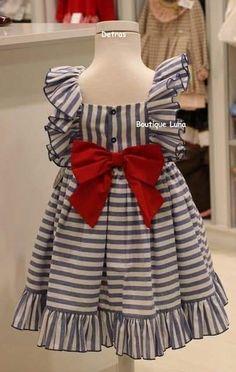 Kids Dress Wear, Kids Gown, Dress Girl, Girls Frock Design, Baby Dress Design, Baby Girl Frocks, Frocks For Girls, Baby Frocks Designs, Kids Frocks Design