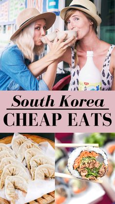 How to Eat on the Cheap // SOUTH KOREA