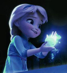 ♥ #frozen #elsa