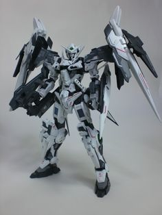 MG 1/100 Gundam Exia Raiser Custom Build - Gundam Kits Collection News and Reviews