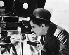 "Charlie Chaplin, 1935,  ""Production No. 5"""
