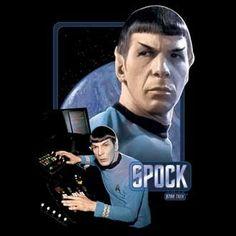 Star Trek Mr. Spock T-Shirt