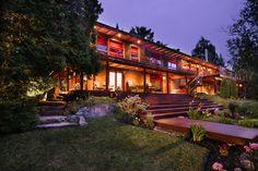 Maison à vendre Estérel, Laurentides