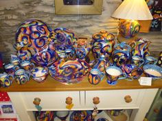 Tiny Treasures: Gwili Pottery ~ Out Of The Kiln