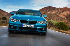 World Premiere: 2017 BMW 4 Series Facelift - http://www.bmwblog.com/2017/01/16/world-premiere-2017-bmw-4-series-facelift/