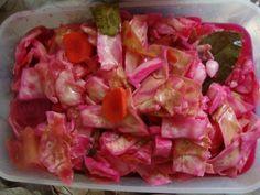 Рецепт: Капуста маринованная по-грузински Salsa, Mexican, Ethnic Recipes, Food, Eten, Meals, Salsa Music, Diet