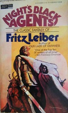 fritz leiber our lady of darkness - Google Search