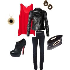 casual valentine's date outfit