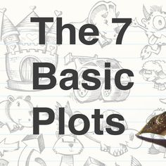 Creative Writing for Kids: The Seven Basic Plots Via @kidCourses #mathlibs #writing