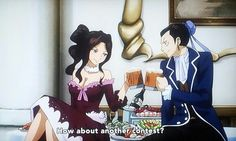 Cana and Bacchus. I can see these two together