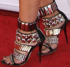 Standout Shoes at the 2010 MTV Movie Awards