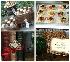 Dinner Party Ideas On Pinterest Paris Theme Parties