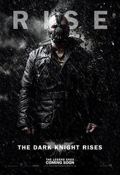 'Dark Knight Rises!!