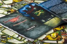 Polish versions of Summoner Wars games for Cube - Factory of Ideas