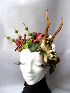 """*""""Fairy Headpieces"""" Geweih Wald Fee Göttin 317*"""