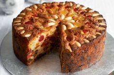 40 Christmas cake ideas - Mary Berry's Victorian Christmas cake ...