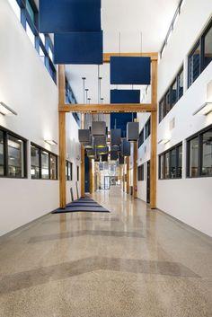 Galeria - Centro de Treinamento Deakin / Y2 Architecture - 3