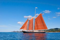 After 84 years of service, she is one of only six original Grand Banks schooners, and the only schooner specifically designed to beat the Nova Scotians in the international fishing vessel races of the 1920s and 1930s. She is a registered U.S. National Historic Landmark operating in Boston and St. Croix, USVI.