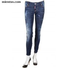 DSQUARED2 Jeans Skinny Red Spot