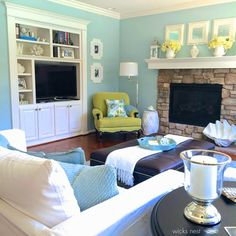 House of Turquoise: Wicks Nest