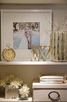 Design for shelf decor - Mobile Bay - March 2013 - Alabama