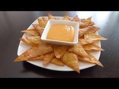 La cocina de Lila - YouTube Salsa Nachos, Tapas Bar, Homemade Cheese, Salsa Recipe, Canapes, Tex Mex, Dips, Good Food, Food And Drink