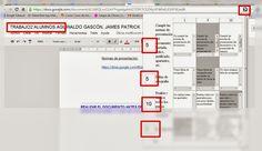 En la nube TIC: Trabajo colaborativo y evaluación mediante rúbricas en clase. Google Drive, Doctopus y Goobric.