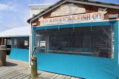 """Scenes from """"Safe Haven"""" were shot at the Old American Fish Co. in Downtown Southport, NC Vacation Destinations, Vacation Spots, Vacations, South Carolina, Ocean Isle Beach Nc, Oak Island, Nicholas Sparks, Safe Haven, Southport"""
