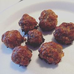 Made sausage balls! Yummy  #keto #ketogenic #ketosis #ketofam #ketocommunity #ketodiet #weightlosstransformation #weightloss #weighttraining #weightlossjourney #girlswholift #lchf #lowcarb #weightlifting #workout - Inspirational and Motivational Ketogenic Diet Pins - Eat Keto Get Into Nutritional Ketosis - Discover LCHF to Prevent Diseases - Enjoy Low-Carb High-Fat Lifestyle For Better Health