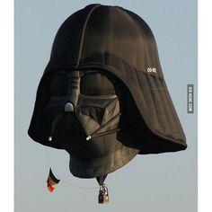 """@9gag's photo: """"The most badass hot air balloon #9gag"""""""
