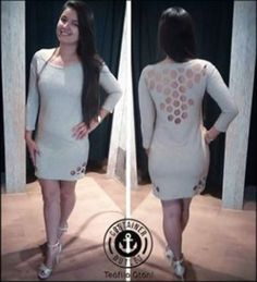 Dress festa com precinho perfeito APENAS 79,99! As melhores MARCAS com até 70% OFF #Vemprocontainer #Containeroutlet