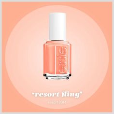 ESSIE best color for spring. Unicorn Nails, Colorful Nail Designs, 2014 Trends, Nail Treatment, Creative Nails, Cool Nail Art, How To Do Nails, Essie, Pretty Nails