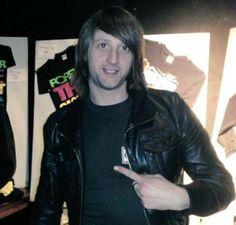 RIP Nick Alexander. Eagles of Death Metal's merch guy.