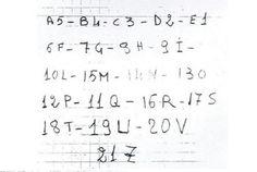 Alcune erano scritte in codice, in cifre e lettere ricopiate anche sulle pagine della Bibbia che il capo di Cosa Nostra teneva con sé. Per interpretare quello che venne chiamato il codice Provenzano ci misero un anno e mezzo.