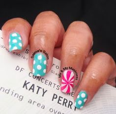 My Manicure: Katy Perry