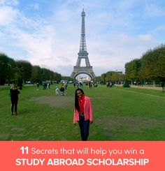 If you're looking for and applying to study abroad scholarships, read these 11 easy tips to help you increase your chances of winning scholarship to study abroad.