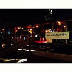La Cachamba Wagon Bar en Asunción, Asunción