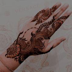 Henna Designs Kids, Simple Mehndi Designs Fingers, Modern Henna Designs, Finger Henna Designs, Mehndi Designs Book, Mehndi Designs For Beginners, Wedding Mehndi Designs, Beautiful Henna Designs, Dulhan Mehndi Designs