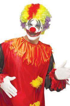 Paper Magic Multi-colored Clown Red/Yellow/Green/Purple One Size