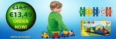 http://shop.clicstoys.com/Adventure/Transportation…  10% korting - Doos Clics 3 Treinen  10% off - Box Clics 3 Trains  10% de réduction - Boîte Clics 3 Trains  10% Rabatt - Box Clics 3 Züge