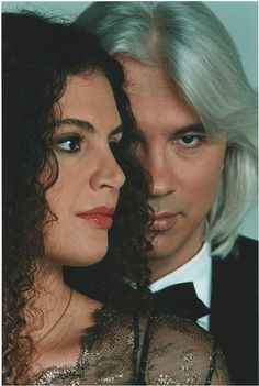 Dmitri Hvorostovsky, baritone - official website plus wife Florence