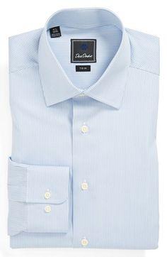 {david donahue dress shirt // $135}