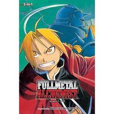 Fullmetal Alchemist 1,2,3 (3-in-1 edition)