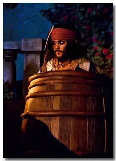 Pirates of The Caribbean - Captain Jack Sparrow