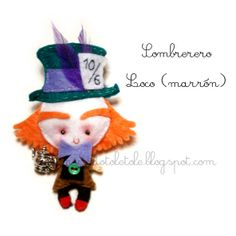 Mad Hatter by Tolé Tolé, via Flickr