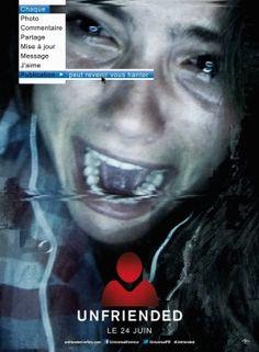 À Fresno en Californie. La jeune Laura Barns se suicide après avoir été victime de cyberharcèlement : une vidéo d'elle la montrant ivre a circulé sur Internet. Un an plus tard, jour pour jour, six de ses amis se retrouvent sur Skype pour discuter. Une septième personne se connecte également.  J'adore ce film car cela parle d'une personne revenu d'entre les morts pour se venger.